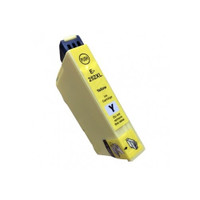 Epson 252XL T252XL420 (T252420) Yellow High Yield Remanufactured Ink Cartridge