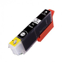Epson 277XL (T277XL120) Black High-Yield Ink Remanufactured Cartridge