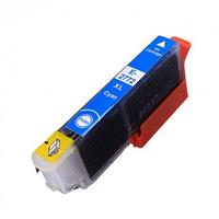 Epson 277XL (T277XL220) Cyan High-Yield Ink Remanufactured Cartridge