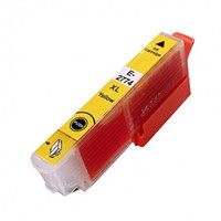 Epson 277XL (T277XL420) Yellow High-Yield Ink Remanufactured Cartridge