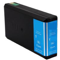 Epson 786XL T786XL220 Cyan High-Yield Ink Remanufactured Cartridge