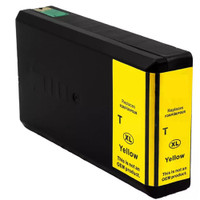 Epson 786XL T786XL420 Yellow High-Yield Ink Remanufactured Cartridge