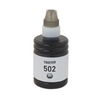 Epson T502 T502120 Black High-Yield Ink Remanufactured Cartridge