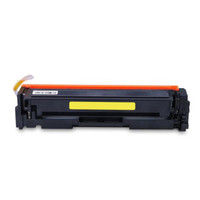 Compatible HP 202A CF502A Yellow Toner Cartridge