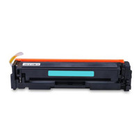 Compatible HP 202X CF501X Cyan Toner Cartridge - High Yield