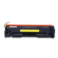 Compatible HP 202X (CF502X) Yellow Toner Cartridge - High Yield