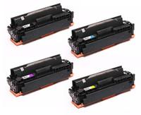 Canon 045H Compatible High Yield Toner Cartridges Set