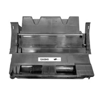 Lexmark 12A5845 Black Remanufactured High Yield Toner Cartridges