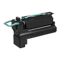 Lexmark X792X2KG Black Remanufactured Extra High Yield Toner Cartridge