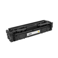 HP 204A CF512A Yellow Compatible Jumbo Toner Cartridge