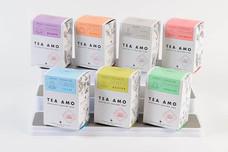 7 Blends Package - 15 Organic Herbal Biodegradable Pyramid Tea Bags Per Box