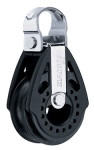 Harken 29mm carbo 90 degree fixed Single