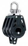 Harken 40mm Carbo triple Block with Becket