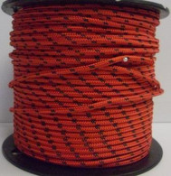 Rope 8mm Spectra - Red (per metre)