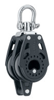 Harken 40mm Carbo double Block with becket