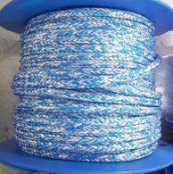 Rope 6mm Super light Polyspec - Blue (per metre)