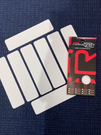 Harken Marine Grip Tape Translucent White Panel 76 x 305mm Kit (8 Pack)