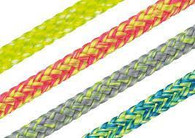 Rope 6mm Liros Magic Sport - Yellow/white (per metre)
