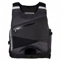 Magic Marine Racing Buoyancy aid - side zip - black