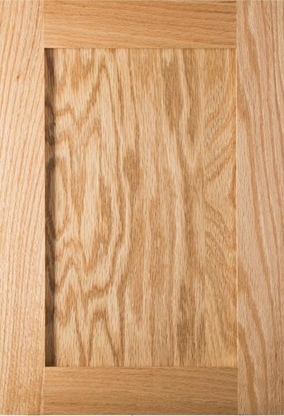 Shaker Red Oak Kitchen Cabinet Replacement Door Conover Nc