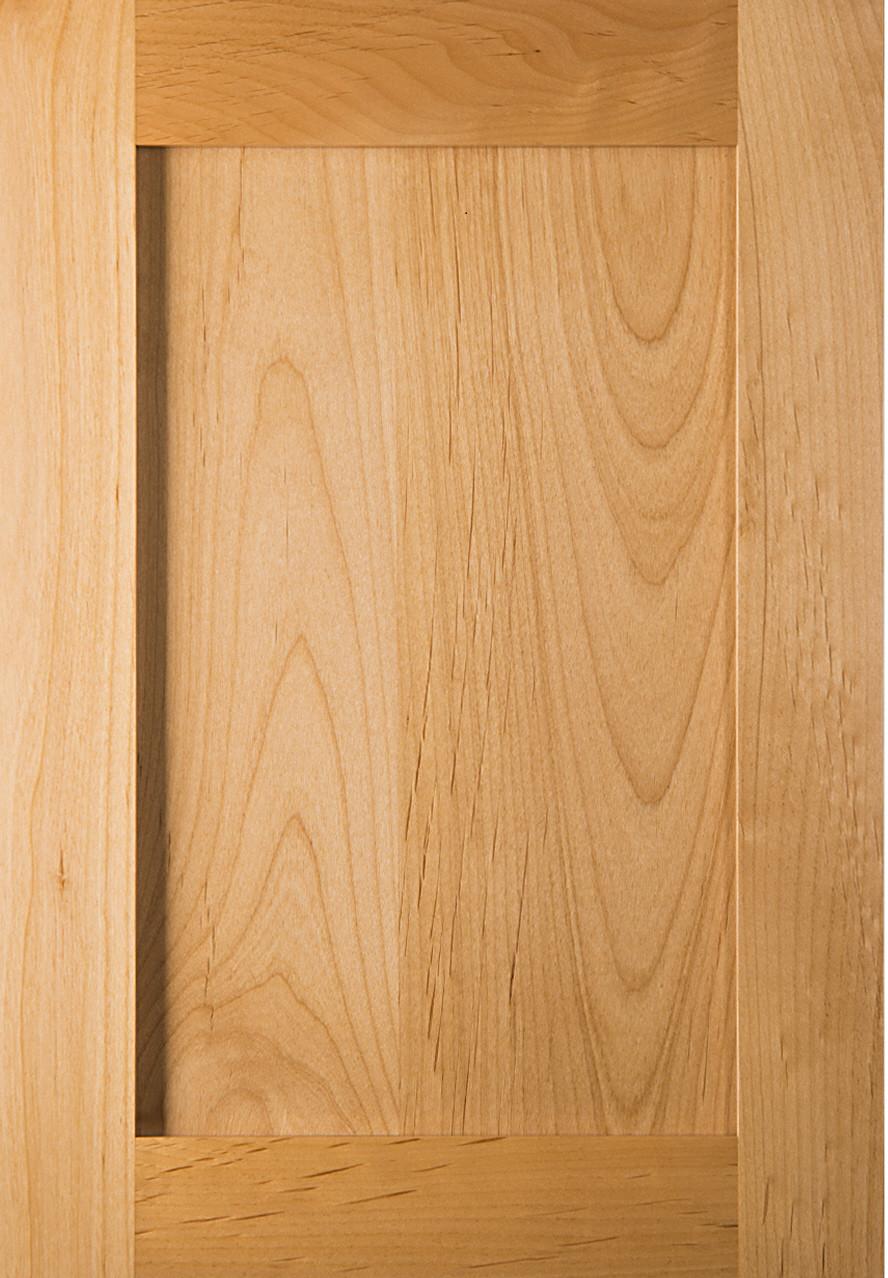 Shaker Superior Alder Cabinet Door