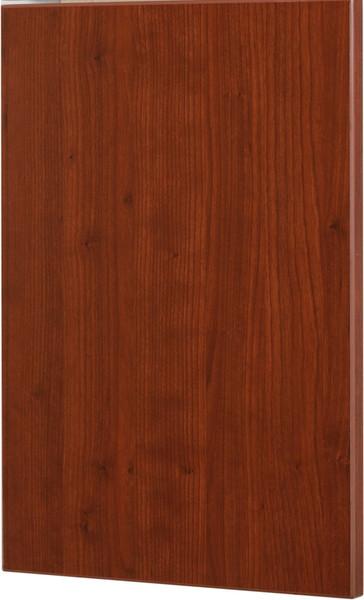 Autumn Glow Laminate Cabinet Door Vertical wood grain