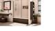 Queenston Oak Medina Laminate Cabinet Door