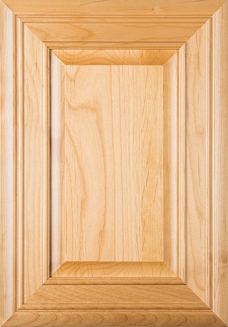 Arden Superior Alder Raised Panel Cabinet Door Finished
