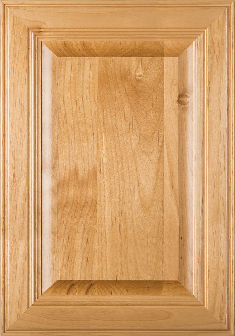 Linville 238 Superior Alder Raised Panel Cabinet Door