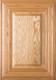 """""""Belmont"""" Red Oak Raised Panel Cabinet Door"""