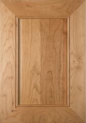 """Lenoir"" Raised Panel Cabinet Door Cherry Finished"