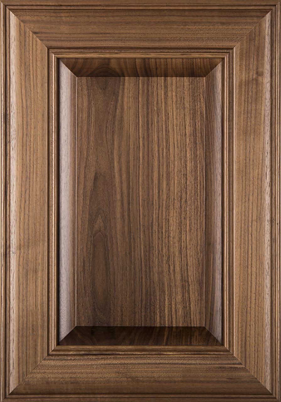 Cherokee Unfinished Walnut Cabinet Door Raised Panel