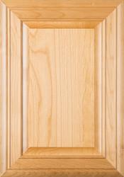 """""""Arden"""" 2.38 Cherry Raised Panel Cabinet Door"""
