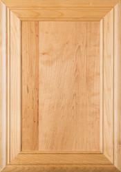 """""""Arden"""" 2.38 Cherry FLAT Panel Cabinet Door"""
