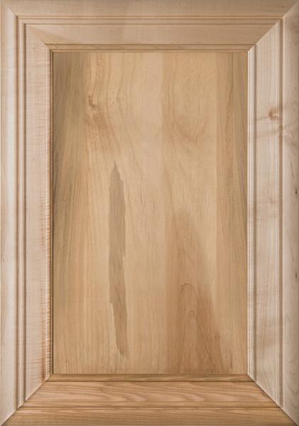 """Arden"" 2.38 Maple FLAT Panel Cabinet Door (Paint Quality)"