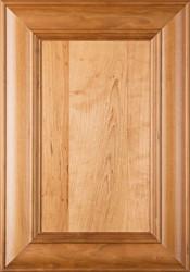 """""""Belmont"""" Cherry Flat Panel Cabinet Door"""