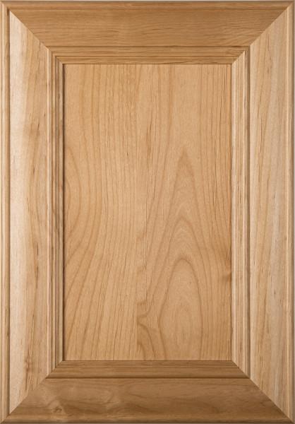 """""""Belmont"""" Superior Alder Flat Panel Cabinet Door"""