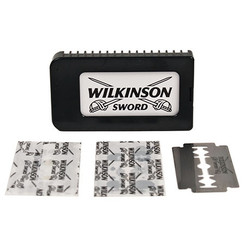 Wilkinson Sword Classic Double Edge Razor Blades 5 ct.