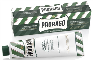Proraso Shaving Cream Tube 5.2 oz.