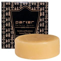 Parker Sandalwood & Shea Butter Shave Soap 100g