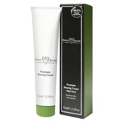 Edwin Jagger Aloe Vera Shaving Cream 2.5 fl. oz. Tub