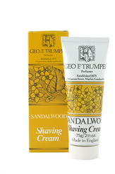 Geo F. Trumper Sandalwood Shaving Cream Tube 75g