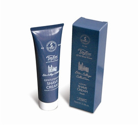 Taylor of Old Bond Street Eaton College Collection Shaving Cream 75ml