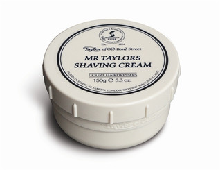 Taylor of Old Bond Street Mr. Taylor Shaving Cream 150g