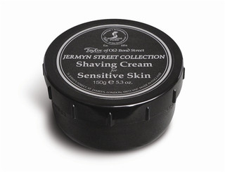 Taylor of Old Bond Street Jermyn Street Collection Shaving Cream 150g