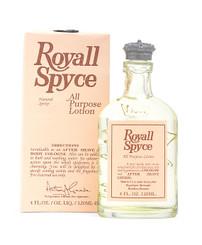 Royall Spyce 4 oz. Lotion Eau De Toilette