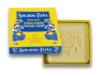 Swedish Dream® Sunflower Facial Soap