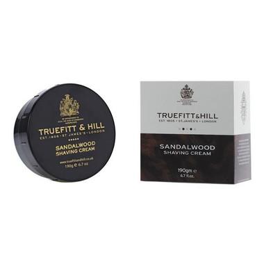 Truefitt & Hill Sandalwood Shaving Cream Tub