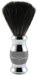 Edwin Jagger Diffusion 36 Series Synthetic Fibre Shaving Brush (Grey)