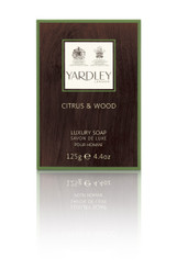 Yardley of London Citrus & Wood Soap